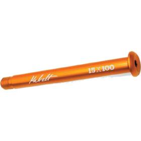Fox Racing Shox Axle Assembly 15x110mm Kabolt, orange ano